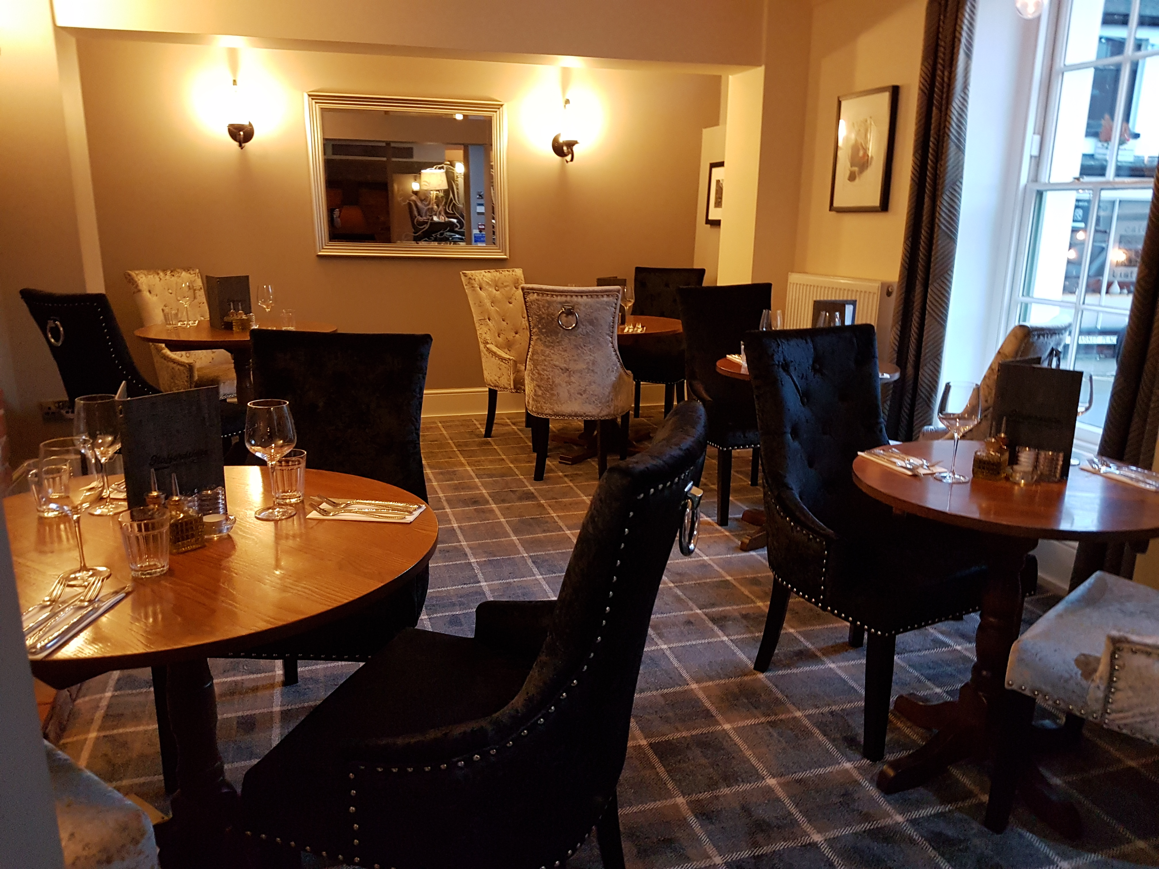 Private Dining Room Staffordshire